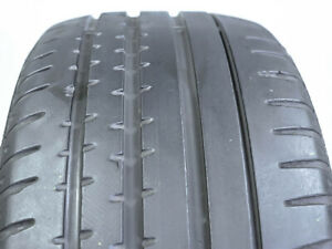 Continental Sportcontact 2 Ssr 225 45r17 91w Used Tire 6 7 32 211476