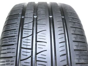 2 Pirelli Scorpion Verde All Season Plus 255 55r20 110h Used Tire 7 8 32 500154