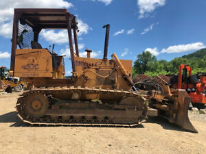 1989 Case 450c Long Track Crawler Dozer Case Tractor Bulldozer