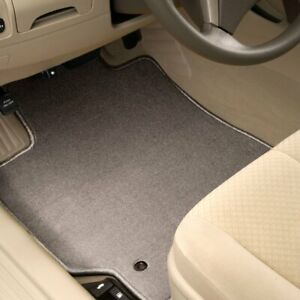 For Mitsubishi Sigma 89 90 1st Row Oak Carpeted Floor Mats