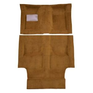 Essex Replacement Molded Prairie Tan Passenger Area Carpets W Mass Backing