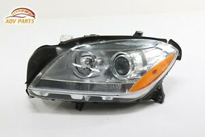 2012 2015 Mercedes Ml350 W166 Front Left Driver Headlight Light Lamp Oem