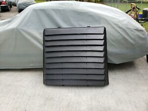 Nissan Datsun 280zx Turbo Rear Hatch Louver For 2 2