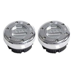 Mile Marker 449s s Stainless Steel Car Lock Out Hub Heavy Duty Spring Pair