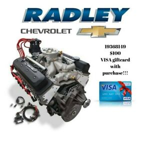 Gm Crate Engine In Stock, Ready To Ship | WV Classic Car