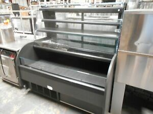 used Southern Store Fixtures Chs 5 Refrigerated Bakery Restaurant Display Case