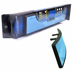 Universal Broadway 270mm Convex Blue Tint Interior Clip On Rear View Mirror A300