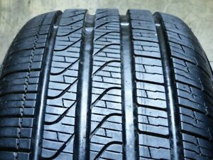 2 Pirelli Cinturato P7 All Season Plus 215 55r17 94v Used Tire 9 10 32 70974