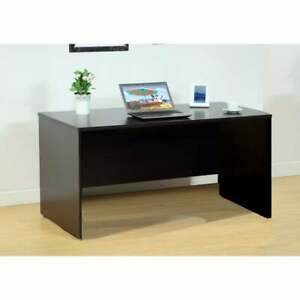 Urbane Brown Finish Computer And Writing Desk