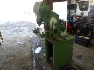 National Rivet Machine Double Headed