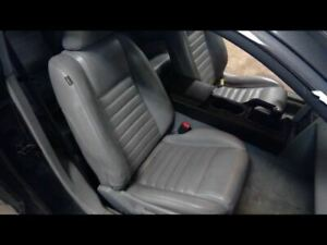 Passenger Front Seat Bucket With Sport Type Air Bag Fits 05 09 Mustang 1692538