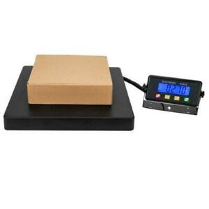 660 Lb X 0 02lb Digital Floor Platform Postal Scale Shipping Weight 300kg X 10g