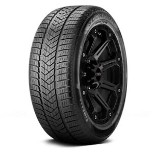 255 55r20 Pirelli Scorpion Winter 110v Xl 4 Ply Bsw Tire