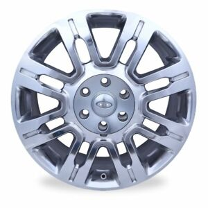 New 20 Polished Wheel For 2009 2014 Ford F150 Expedition Oem Quality Alloy 3788