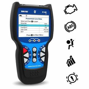 Innova 3140g Diagnostic Scan Tool Bluetooth Code Reader Scanner Car Auto Abs