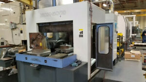 Leadwell Horizontal 4 Axis Machine Center