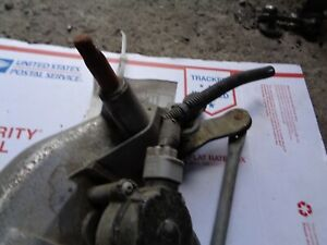 2001 2005 Honda Civic Windshield Wiper Motor With Arm Oem