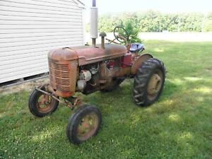 Vintage Farmall A Tractor 1939 1947 Era Sickle Bar Mower Pick Up Only Maryland