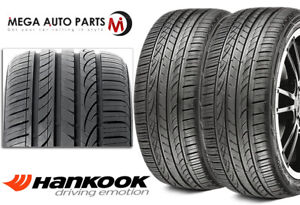 2 Hankook Ventus S1 Noble2 H452 245 45r18 100h All Season Uhp Performance M S