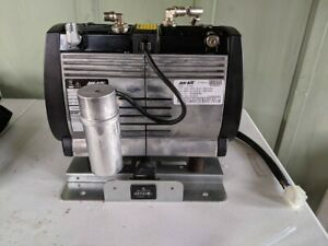 Jun air Compressor Model Of332 Motor Oil less Rocking Piston