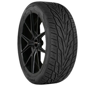 255 50r20 Toyo Proxes St Iii 109v Xl Tire