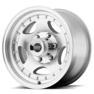 5 American Racing Ar23 15x8 5x4 5 19mm Machined Wheels Rims 15 Inch