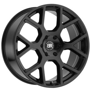 Black Rhino Tembe 20x9 6x139 7 6x5 5 15mm Gloss Black Wheel Rim