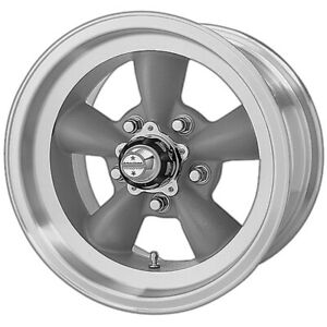 4 Ar Vn105 Torq Thrust D 15x4 5 5x4 75 15mm Gunmetal Wheels Rims 15 Inch