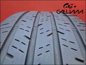 1 One Tire Excellent Continental 225 50 17 Contiprocontact 93h Nopatch 50235