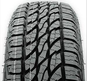 4 New Mazzini Giantsaver A T 235 70r16 106t At All Terrain Tires