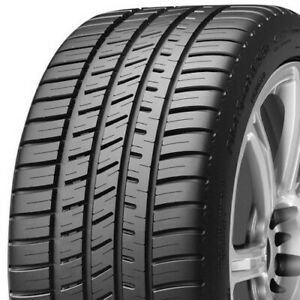 1 One 255 40zr18 Michelin Pilot Sport A s 3 Plus 83380 Tire