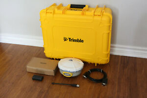 Trimble R8 Model 2 Gps Gnss Glonass Rtk Base Rover L1 L2 L5 Receiver 450 470mhz