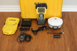 Trimble R8 Model 3 Gps Gnss Glonass Rtk Rover Survey Receiver Setup Tsc2 Access
