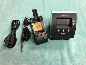 lota Weller Wd1 Soldering System W Wp80 Soldering Iron Stand And Power Cord