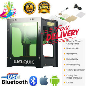 Bt Usb Printer Laser Engraver Carver Cut Engraving Machine Diy Logo 3d Printer