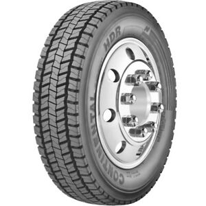 Continental Hdr 225 70r19 5 Load G 14 Ply Drive Commercial Tire