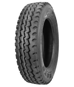 4 New Boto Bt168n 255 70r22 5 Load H 16 Ply Commercial Tires