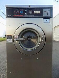 Speed Queen Washer 18 20lb Capacity Sc18md2bu40001