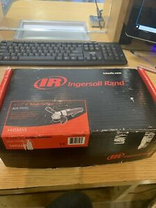 Ingersoll Rand 3445max 4 1 2 Angle Grinder