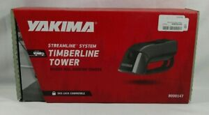Yakima 8000147 Roof Rack Timberline Towers 4 Pack For Roof Rack Crossbars