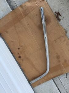 1966 1967 Ford Ranchero Bed Trim Molding Moulding Stainless Cover Rail