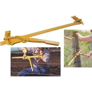 Goldenrod Ratchet Fence Wire Stretcher 400 Fence Tool 1 Each