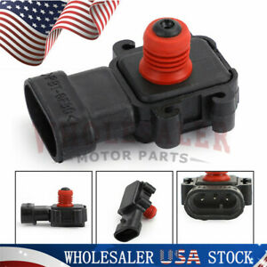 For Buick Manifold Absolute Pressure Map Sensor Cadillac Dts Srx Chevy Astro