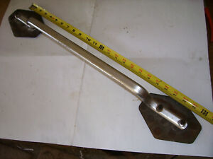 Vintage Kenworth Truck aluminum Entry Handle