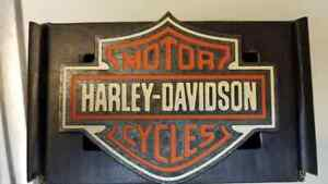 New Harley Davidson Trailer Tow Hitch Cover Plug Colored Bar And Shield