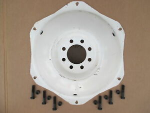 Rear Rim Wheel Disc Center For 28 Or 32 In Tractor Rims W hardware Massey Ford