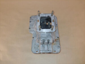 Triumph Gt6 Spitfire Original Gearbox Top Cover Stanpart 303250 V2628 Oem