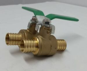 1 Pex X Pex Ball Valve box Of 4