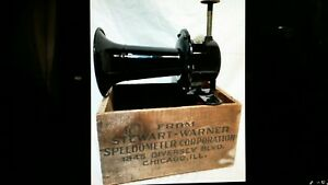 Model T Ford Stewart 114 A Horn New Old Stock