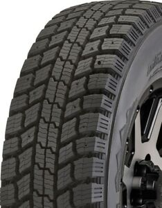 4 General Grabber Arctic Lt 265 75r16 Load E 10 Ply Studdable Winter Tires
